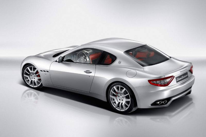 Maserati-GraTurismo