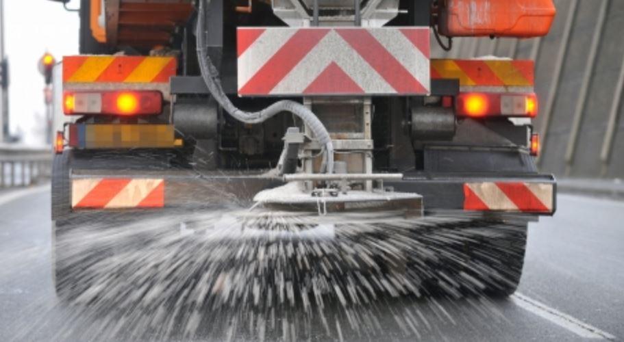 Comment se passe le salage de nos routes