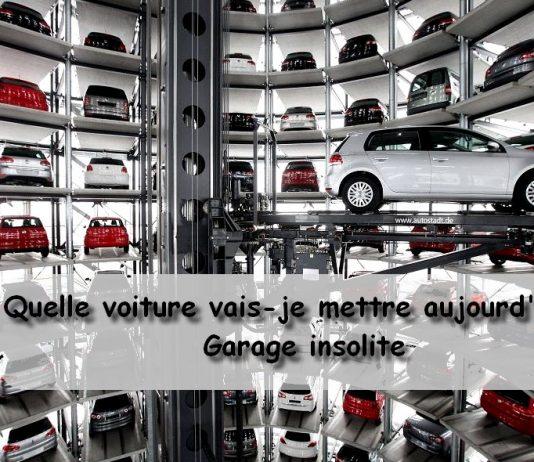 Garages les plus insolites