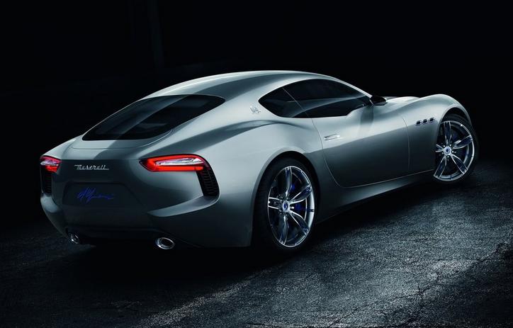 Maserati voiture toute electrique alfieri