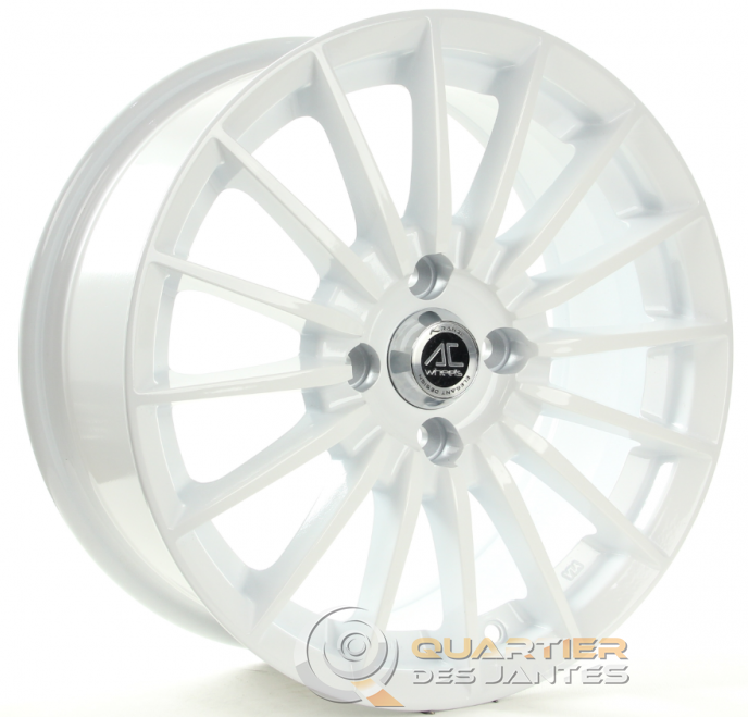 jantes tuning ac wheels nikki blanche