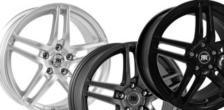 Jantes racer wheels zenith