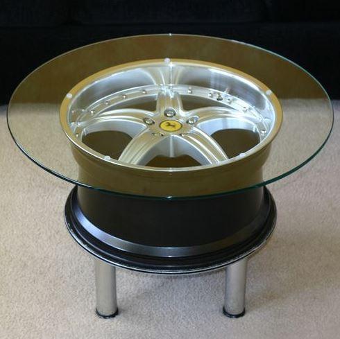 recycler vos jantes c 39 est possible originale et insolite blog quartier des jantes. Black Bedroom Furniture Sets. Home Design Ideas