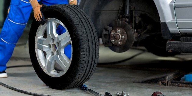 Valve et équilibrage de vos pneus