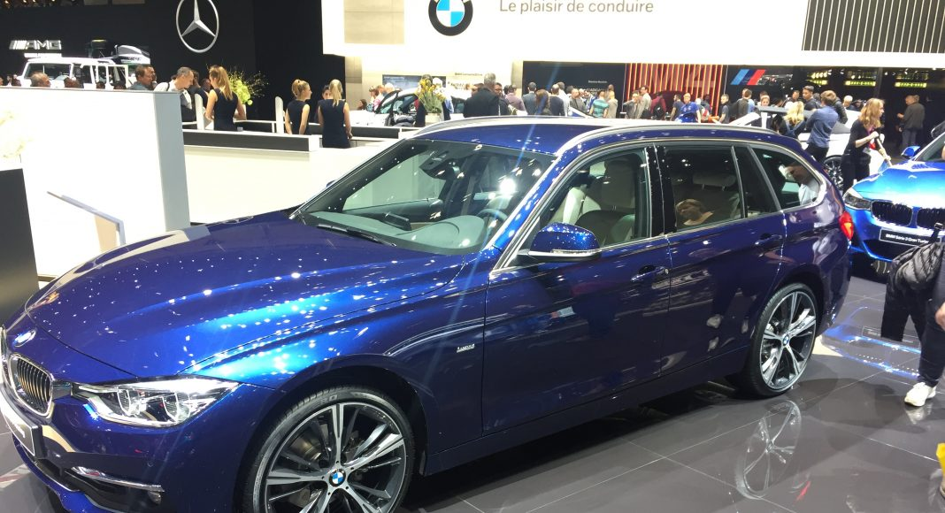 BMW série 5 salon de genève 2017