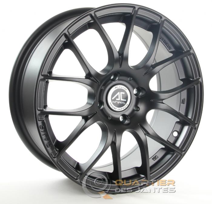 Jante ac wheels mesh II noir