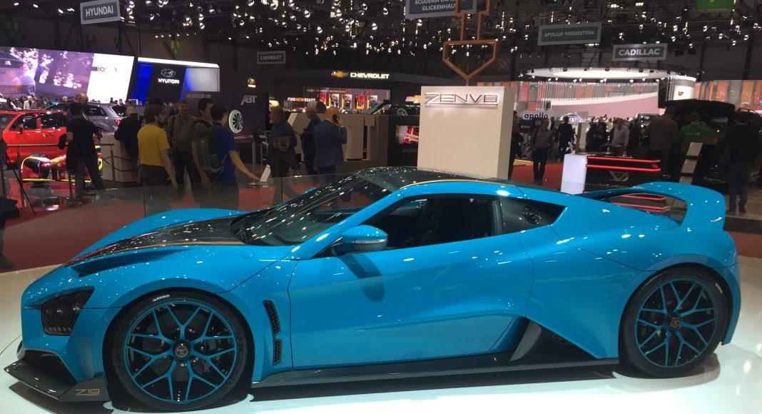 Zenvo TS1 GT, Genève 2017