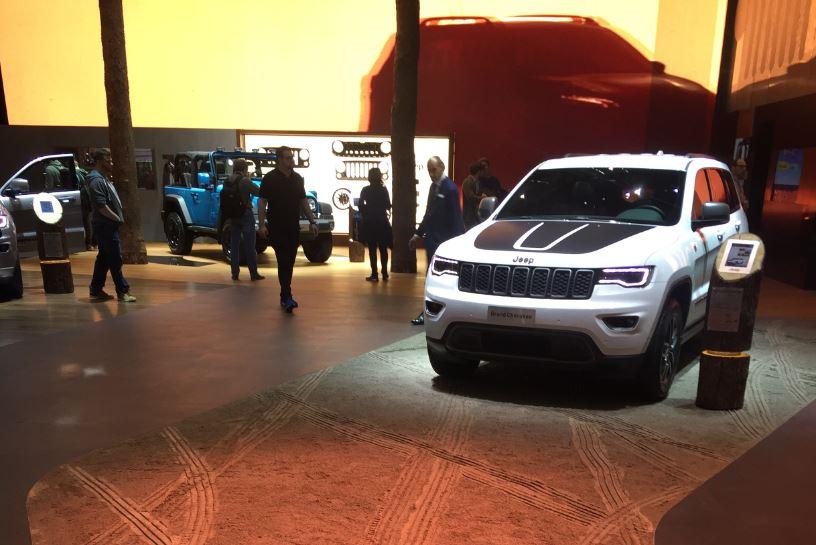 Jeep salon de genève 2017