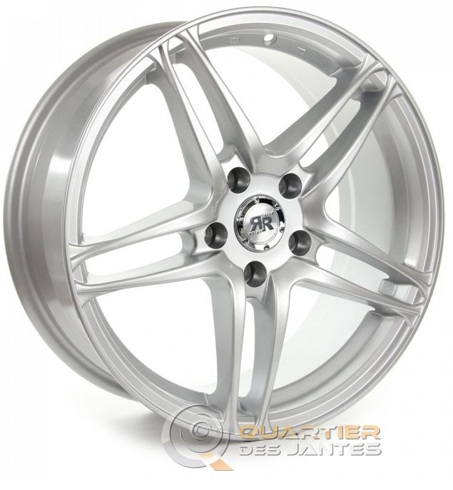 jante racer wheels zenith argent opel