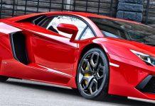 jantes pour véhicules de luxe