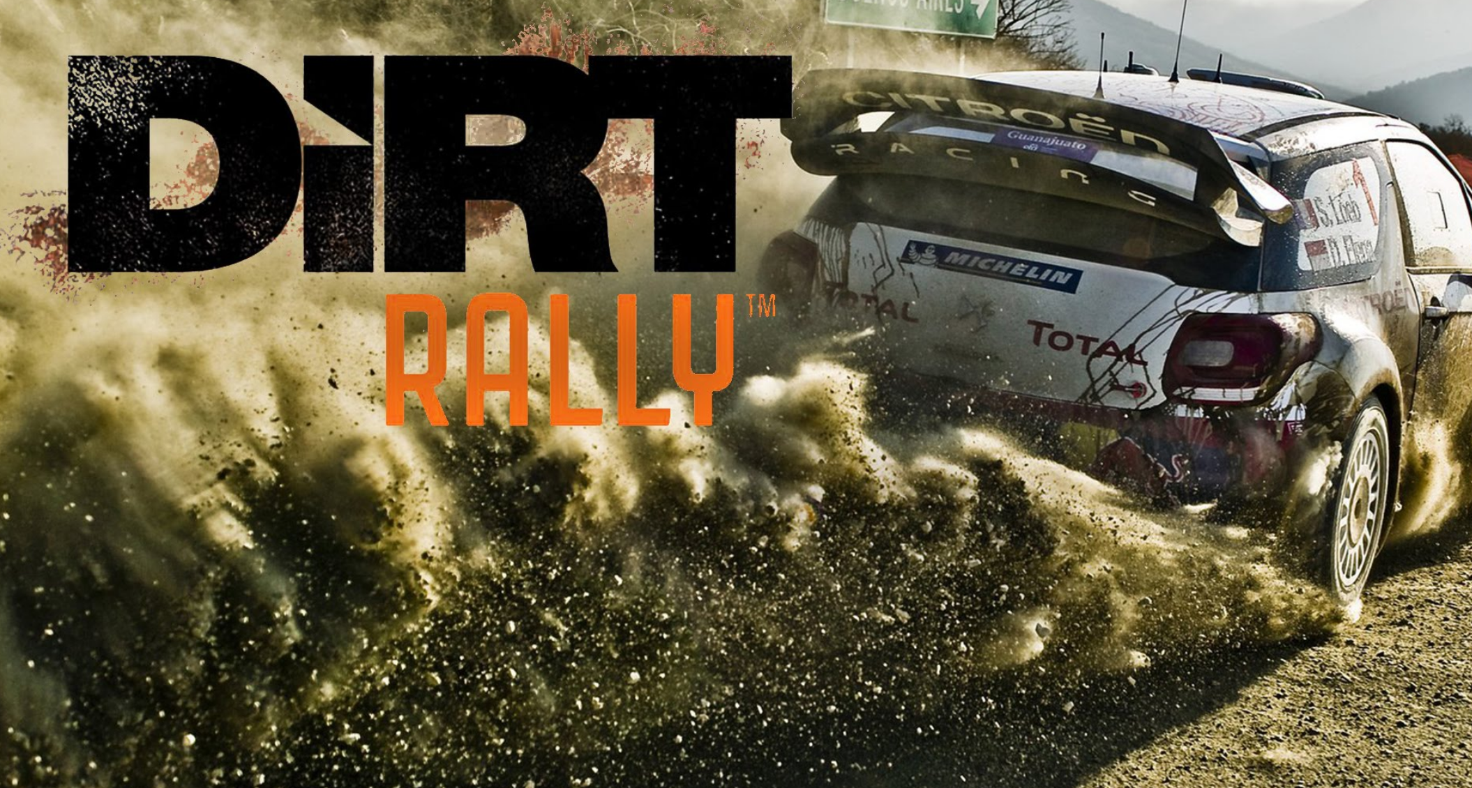 dirt rally jeu video voiture top