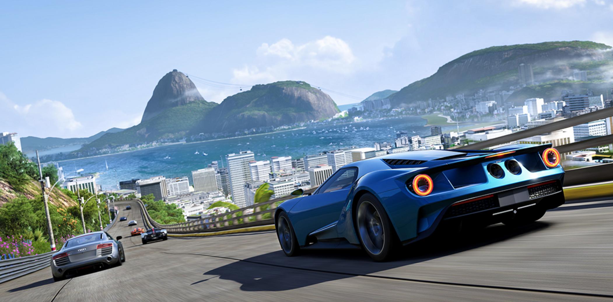 forza motorsport 6 et 7 meilleur jeu video voiture