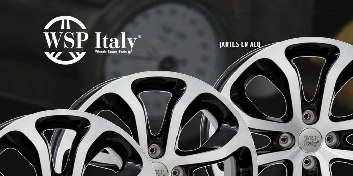 jantes wsp italy marque jante italienne info