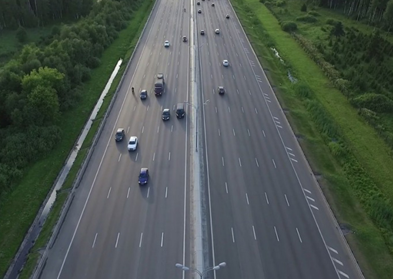 radar drone autoroute radar ciel