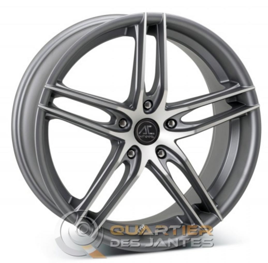 jante ac wheels shot grise volvo xc60