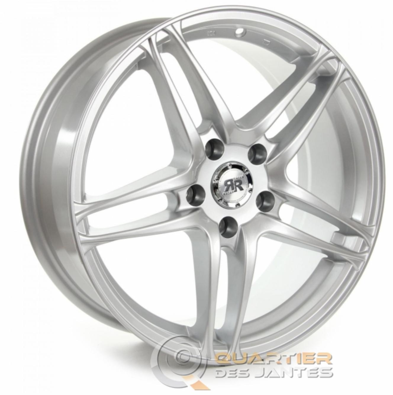 jante audi a6 racer wheels zenith 17