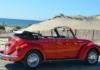 voitures de plage pour cet été volkswagen coccinelle