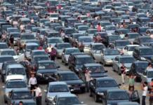 Insolite Les embouteillages les plus gros de l'histoire