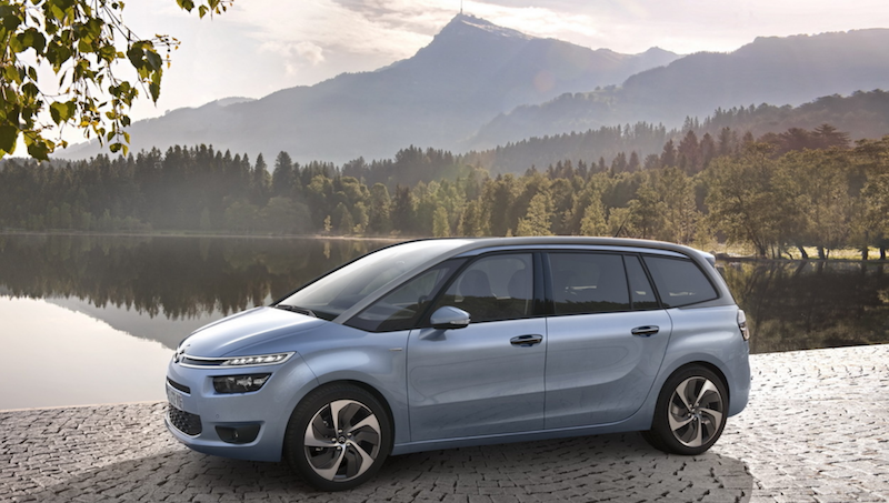 Citroën C4 Picasso 7 places voiture familiale 2019
