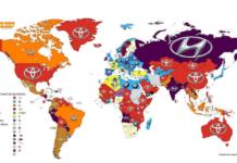 Les différents véhicules par pays : Liste des constructeurs auto