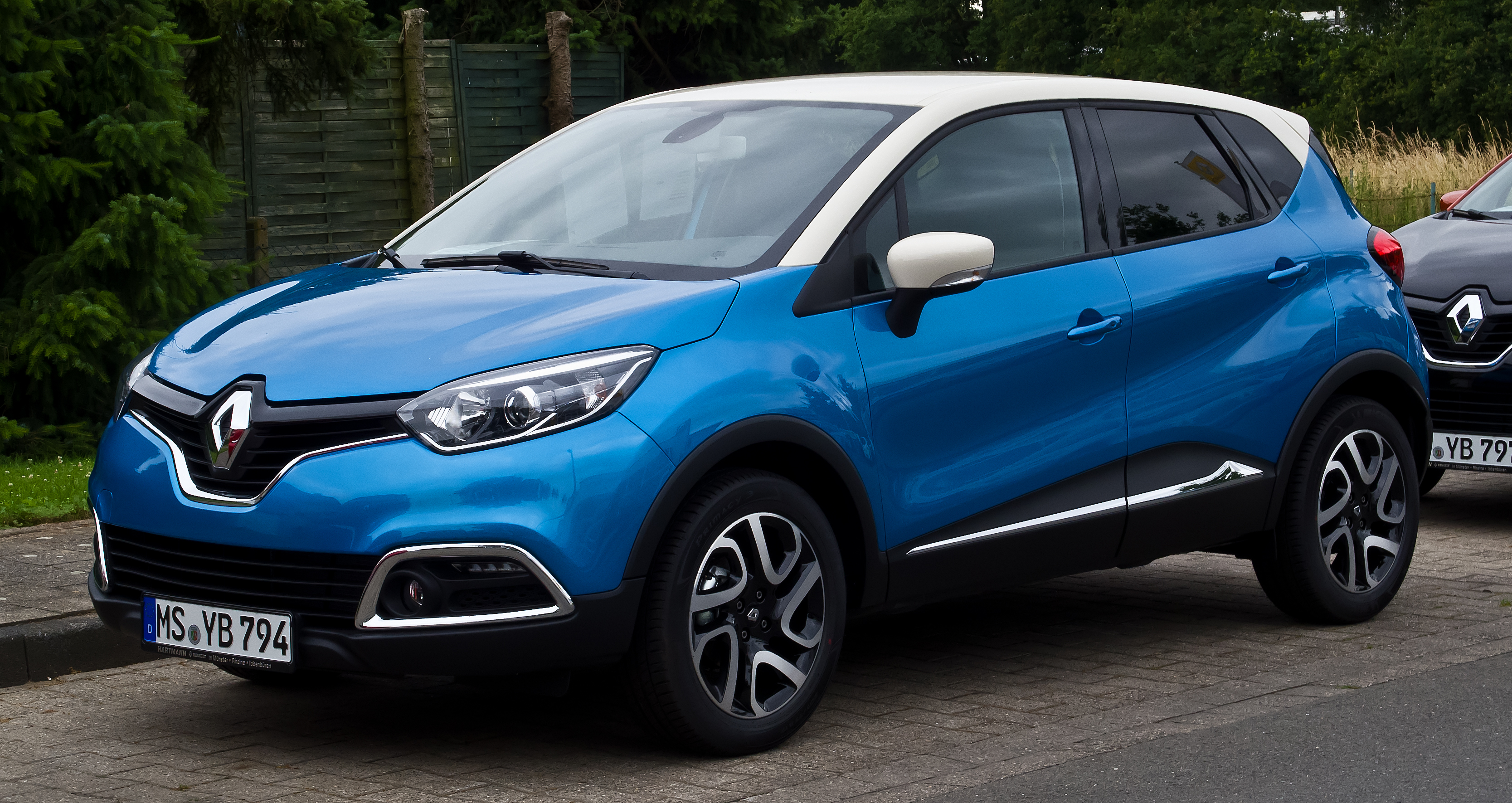 Renault captur crossover plus vendu france 2019