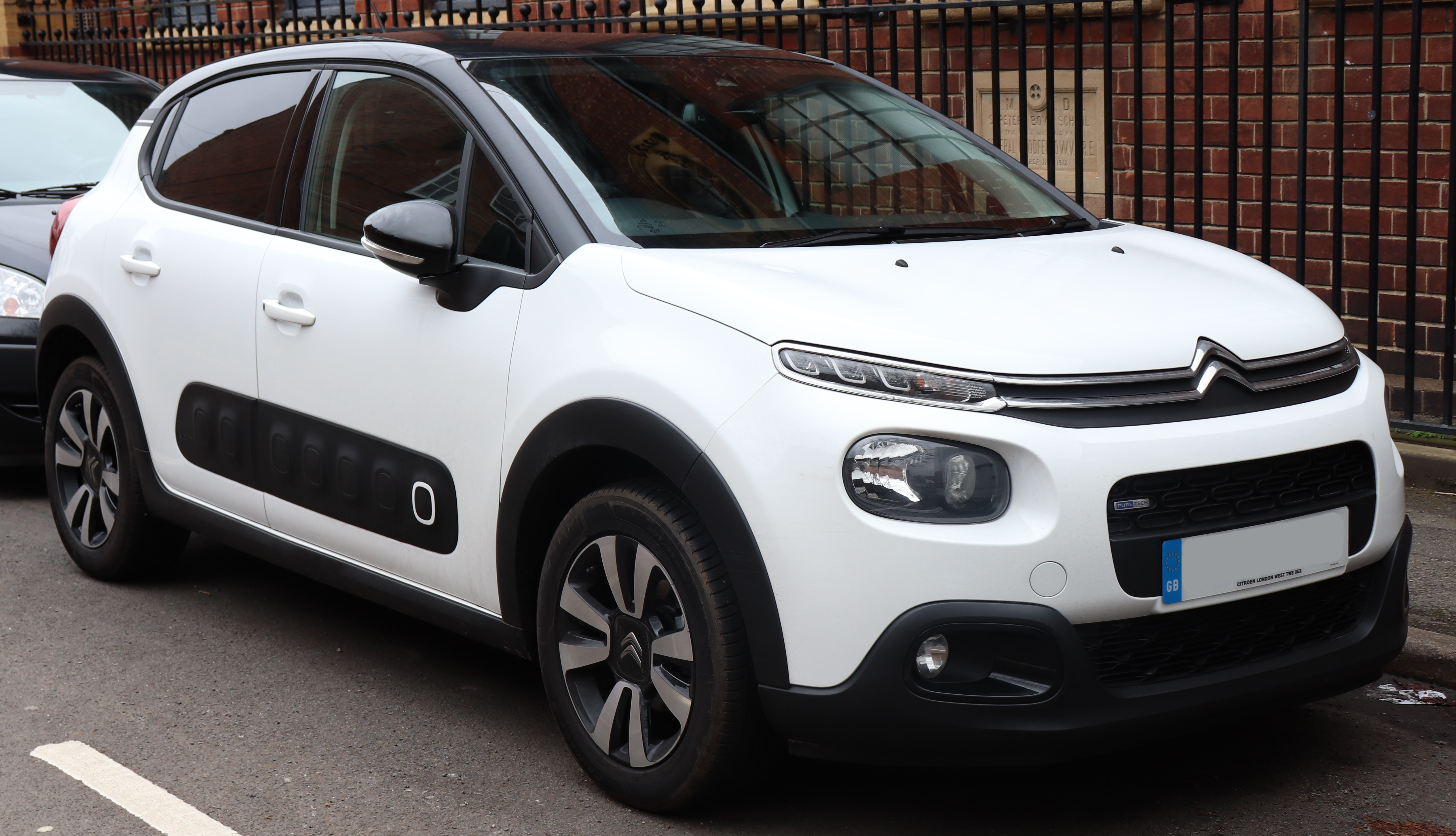 citroen c3 voiture vendu france top 10