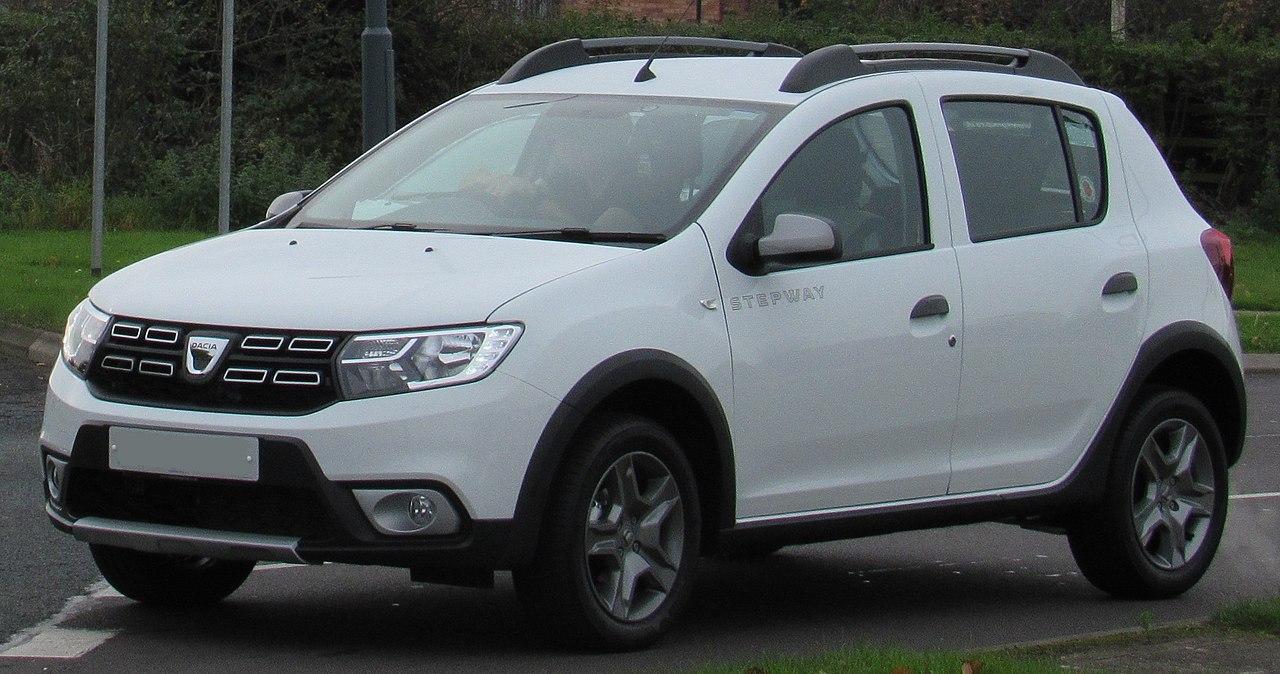 dacia sandero top 10 véhicule plus vendus 2019