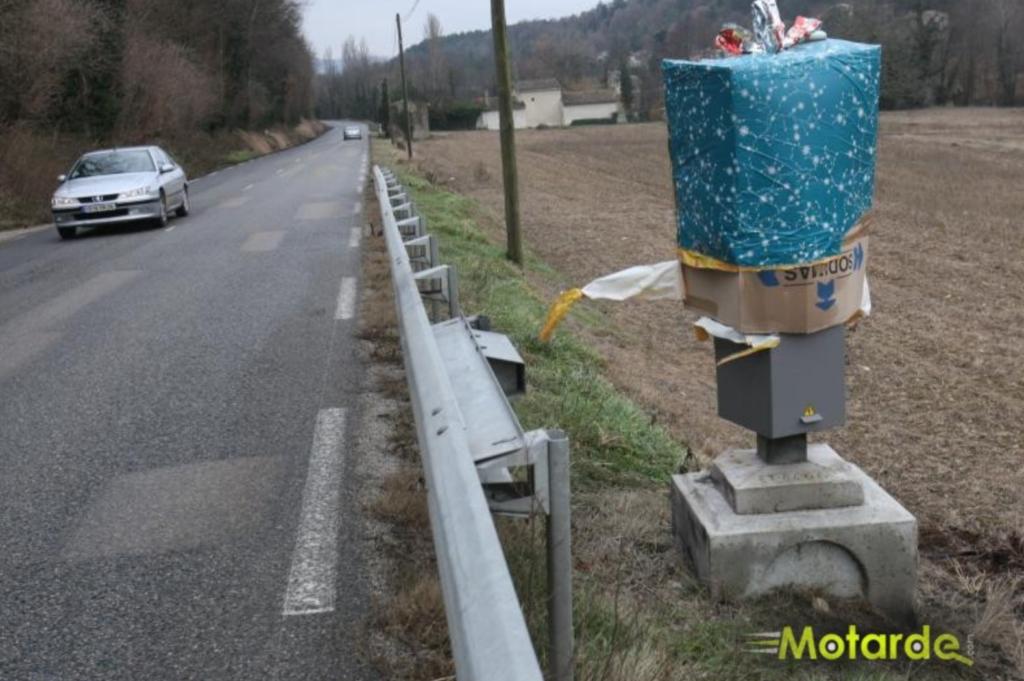 radar auto vandalisme cadeau