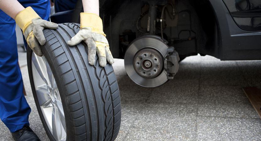 permuter ses pneus - une