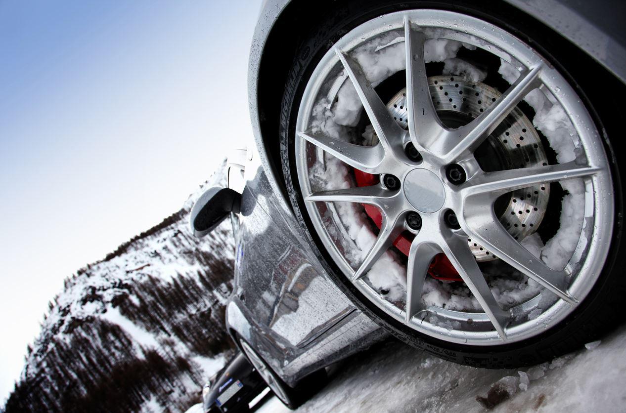 Les meilleurs pneus hiver en 17 pouces - une