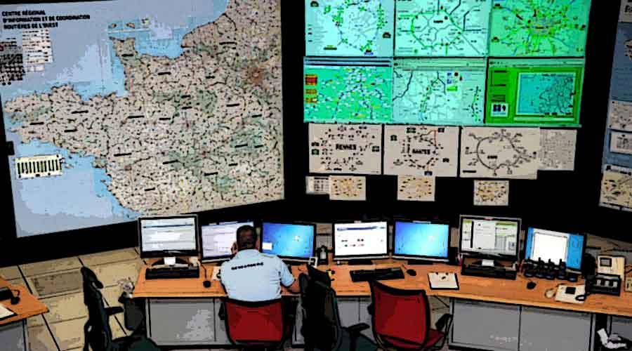 Centre régional d'information et de coordination routières