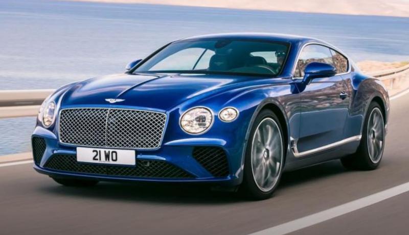 Quelles jantes choisir pour votre Bentley Continental GT