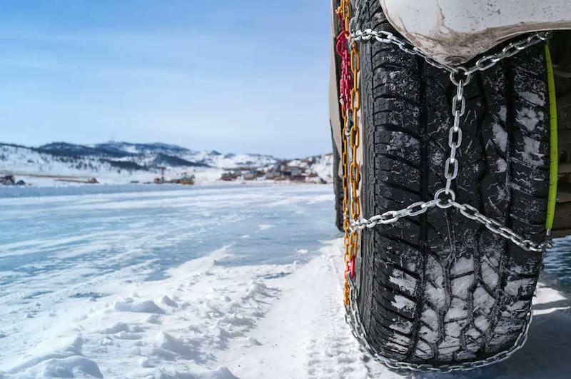 Comment mettre des chaines neige